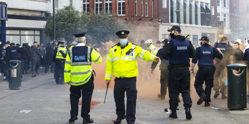 Cork Protesters Face Arrest If...