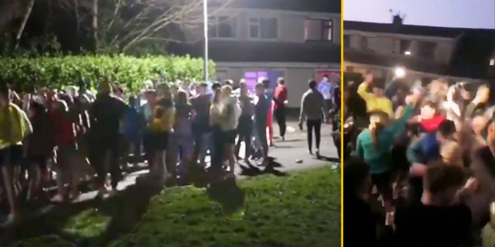 3 Arrested During Street Party...