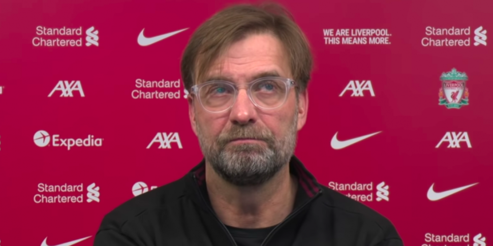Klopp opens up on Liverpool fa...