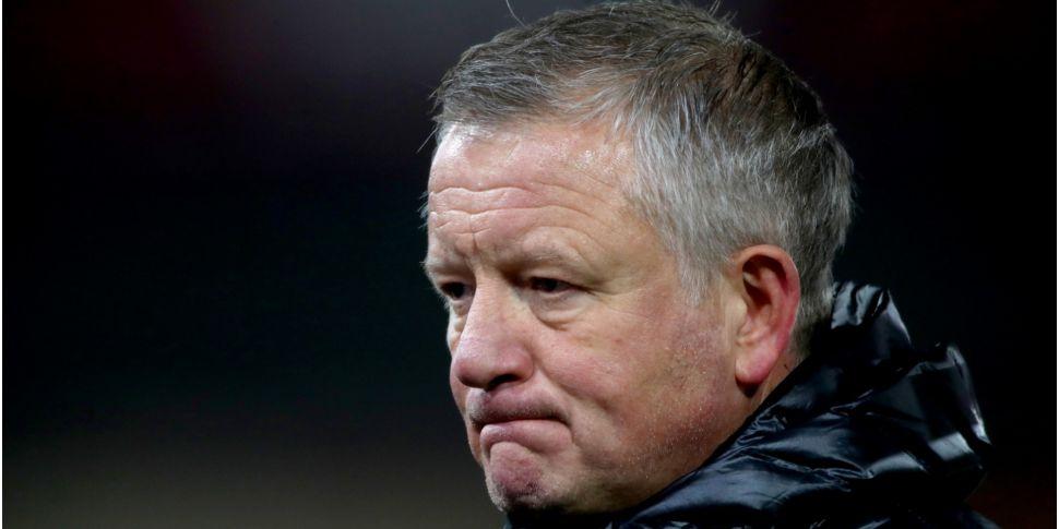 Sheffield United confirm Chris...