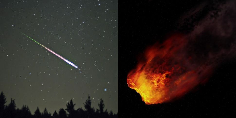 Did A Meteor Land In Wexford?