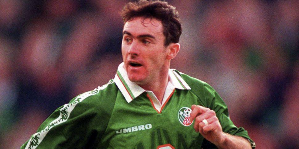 World Cup hero Alan McLoughlin...