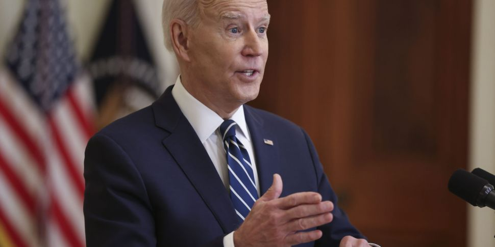 Biden Raises Eyebrows By Refer...