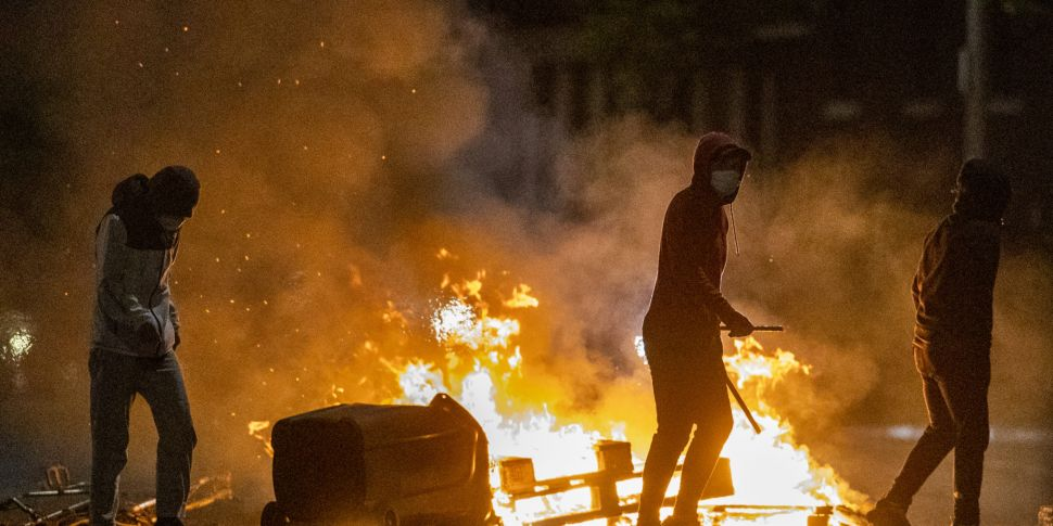 Further Violence Erupts In Nor...