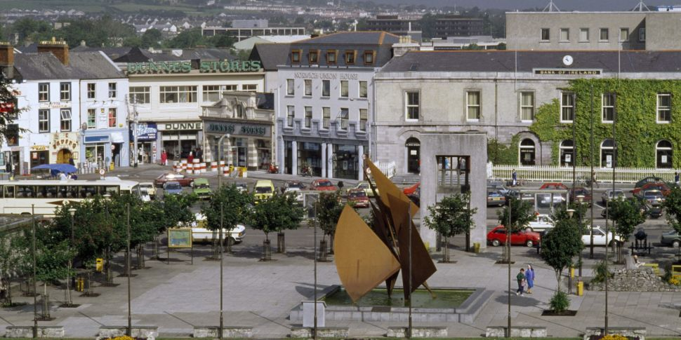 Galway Development With Apartm...