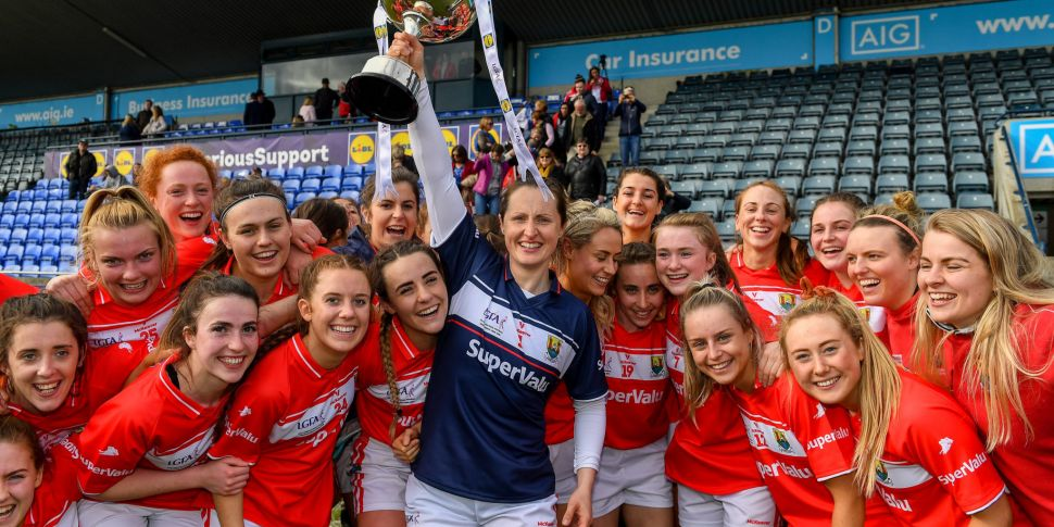 Lidl NFL champions Cork pitted...