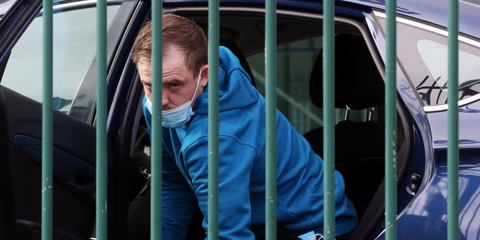 Man Appears In Court Charged W...
