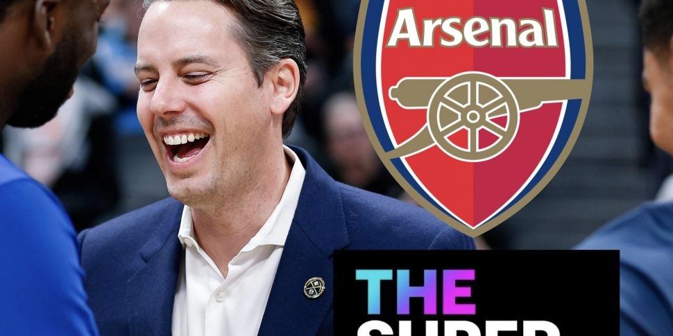 Arsenal director Josh Kroenke...