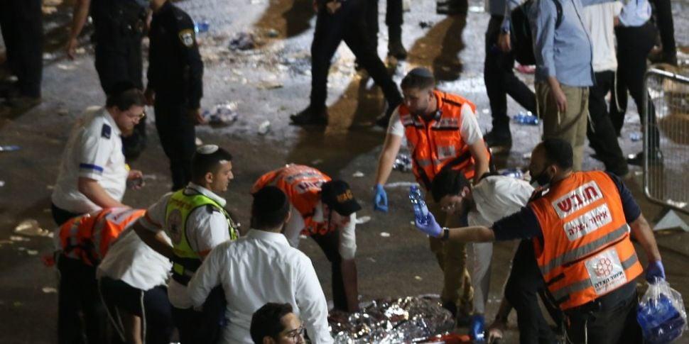 44 People Killed In Stampede A...