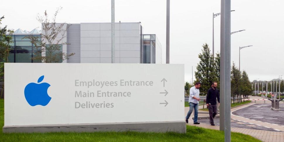 Apple's Irish Subsidiary Pays...