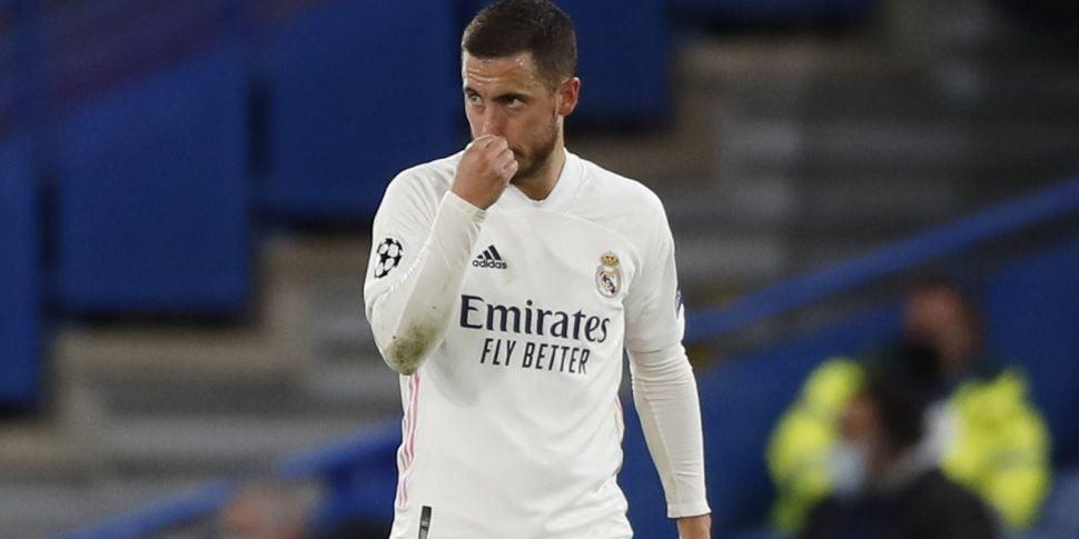 Eden Hazard responds to accusa...