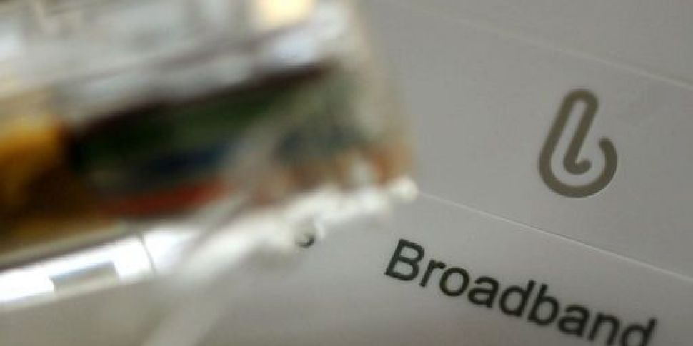 Company Behind Broadband Plan...