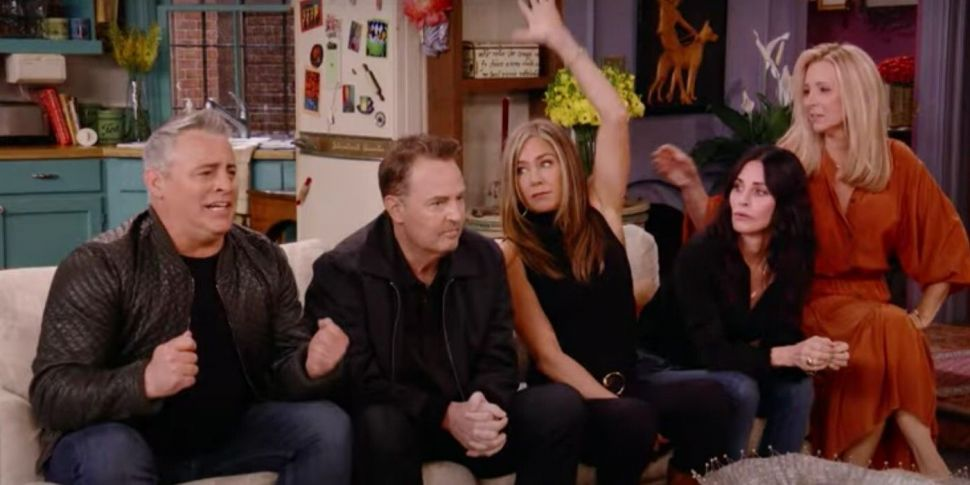 Here's How To Watch Friends: T...