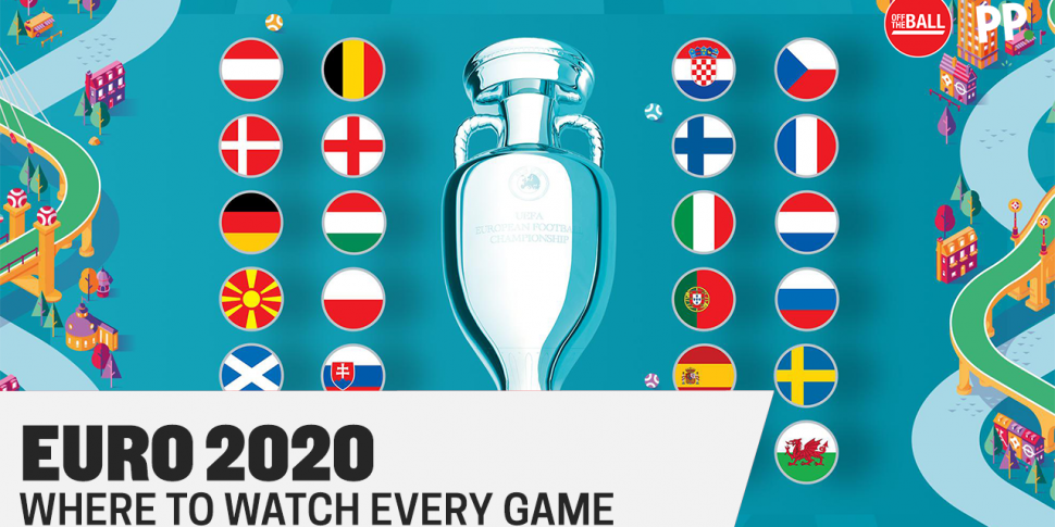 Euro 2020: How to watch every...