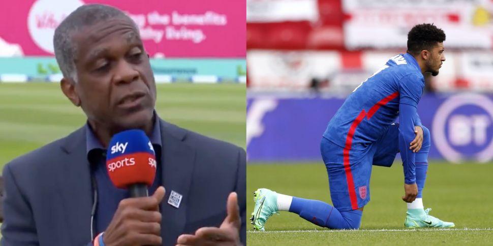 WATCH: Cricket legend Holding...