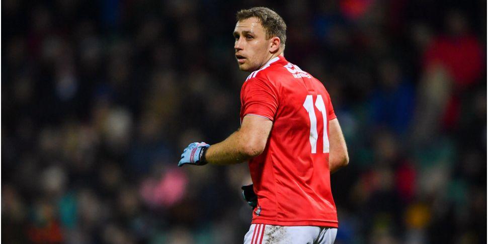 Injury forces Cork's Ciaran Sh...