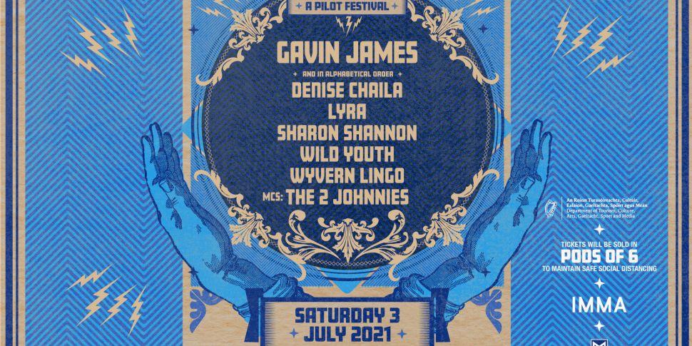 Gavin James, Denise Chaila & W...