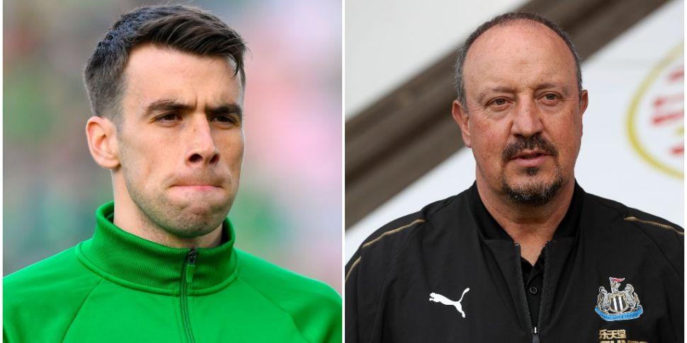 Seamus Coleman Hopes Everton F...