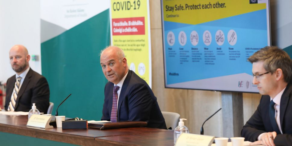 1,378 New Cases Of COVID-19 Re...