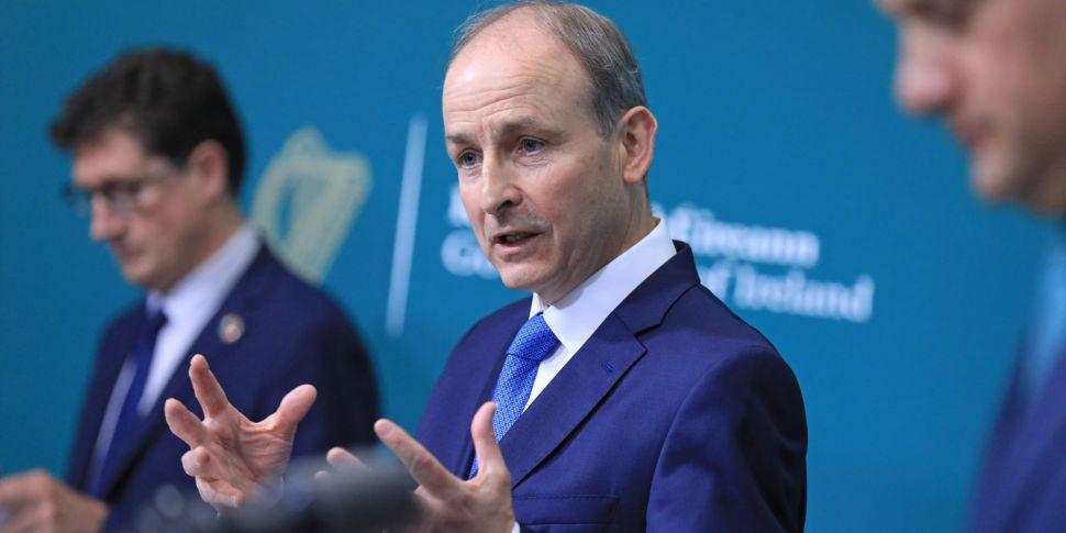 Dáil Passes Legislation On Reo...