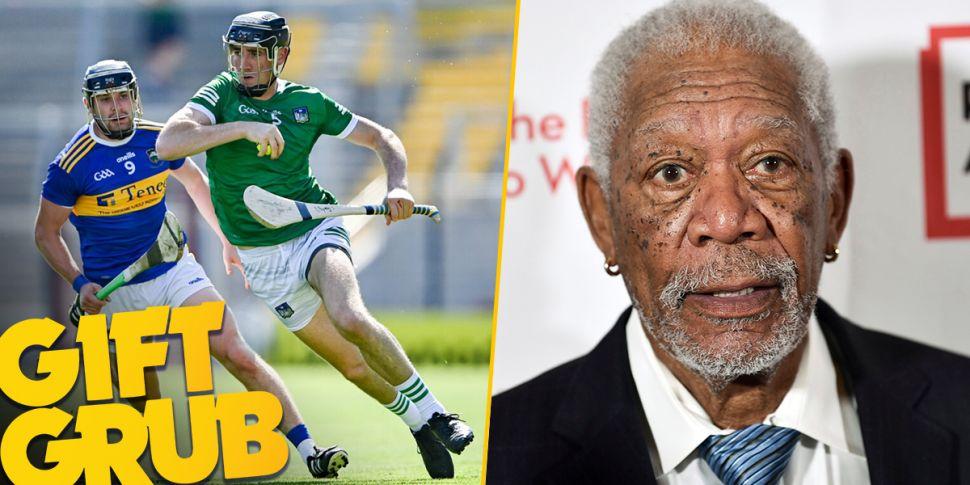 Gift Grub: Morgan Freeman Is S...