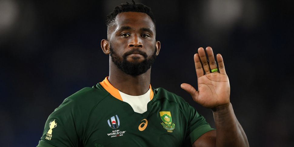 South Africa name team to face...