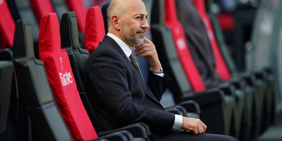 AC Milan CEO and ex-Arsenal ch...
