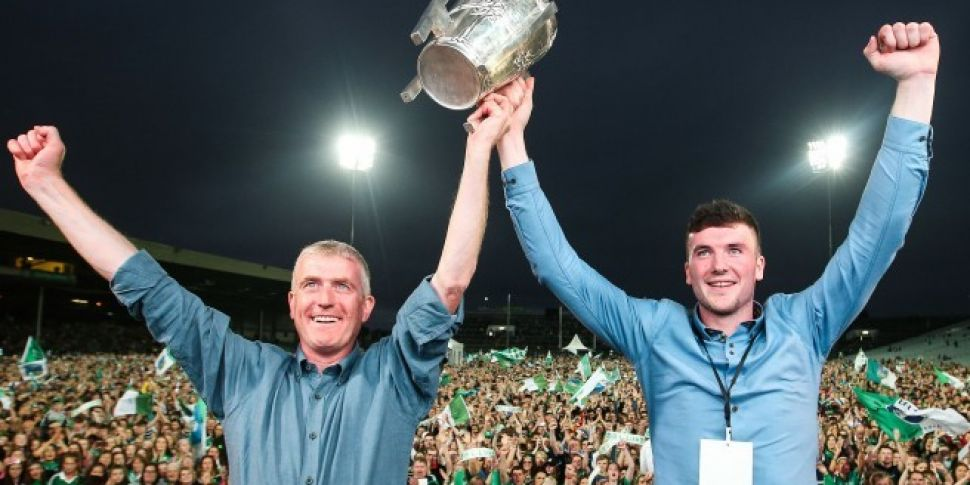 John Kiely - What A Leader Of...