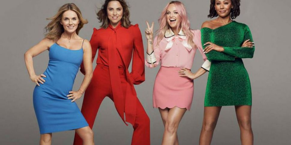 20% Of Spice Girls Audience Tr...
