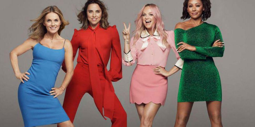 Spice Girls Announce Dublin Gi...