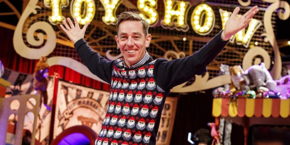 Late Late Toy Show Receives 90...