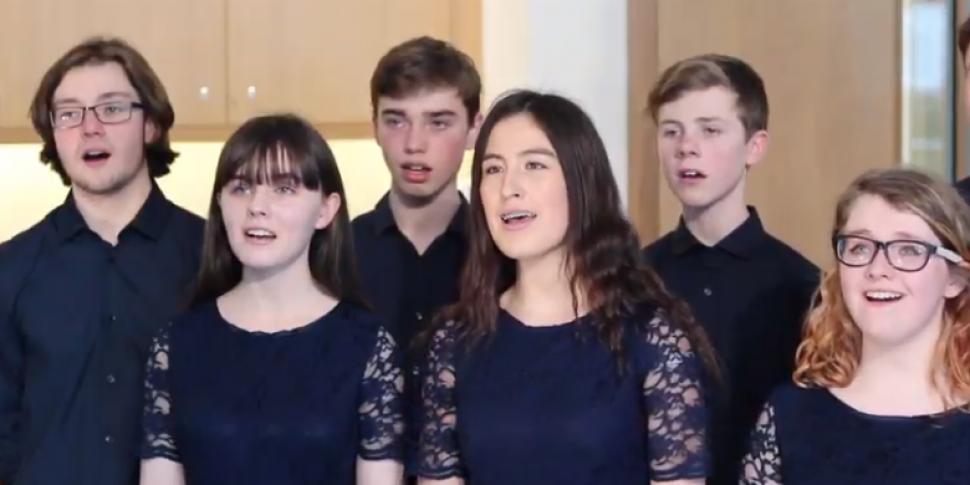 Dublin Choir Cover Avicii Clas...