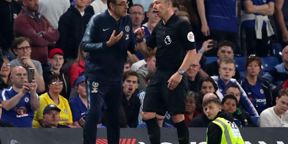 Chelsea boss hit with miscondu...