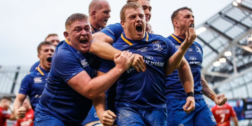 Leinster's Furlong, Cronin and...
