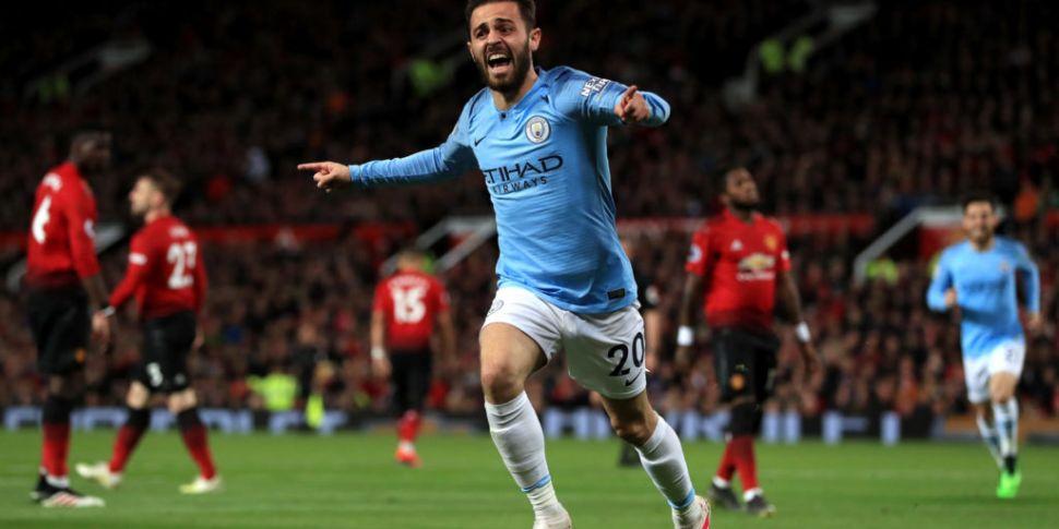 Manchester Derby: City claim c...