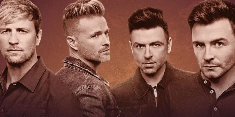 Westlife Reveal Stage Times Fo...