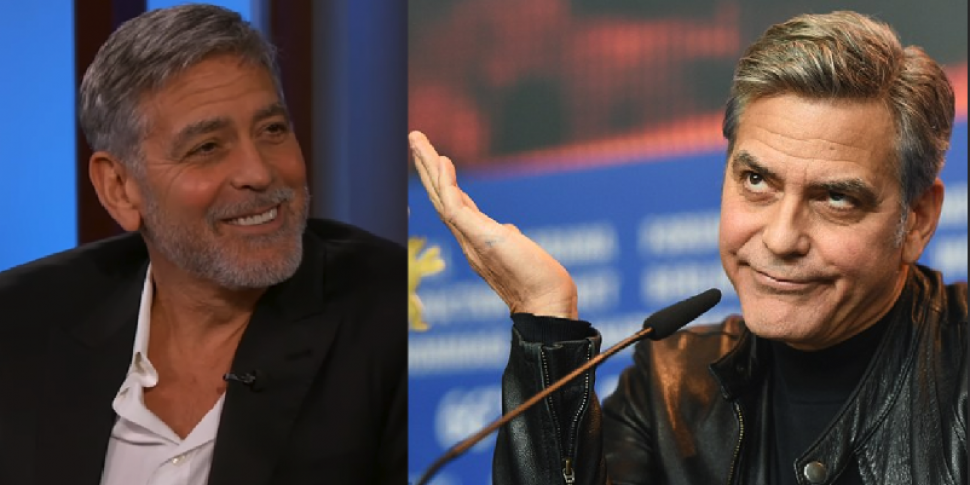 WATCH: George Clooney Speaks A...