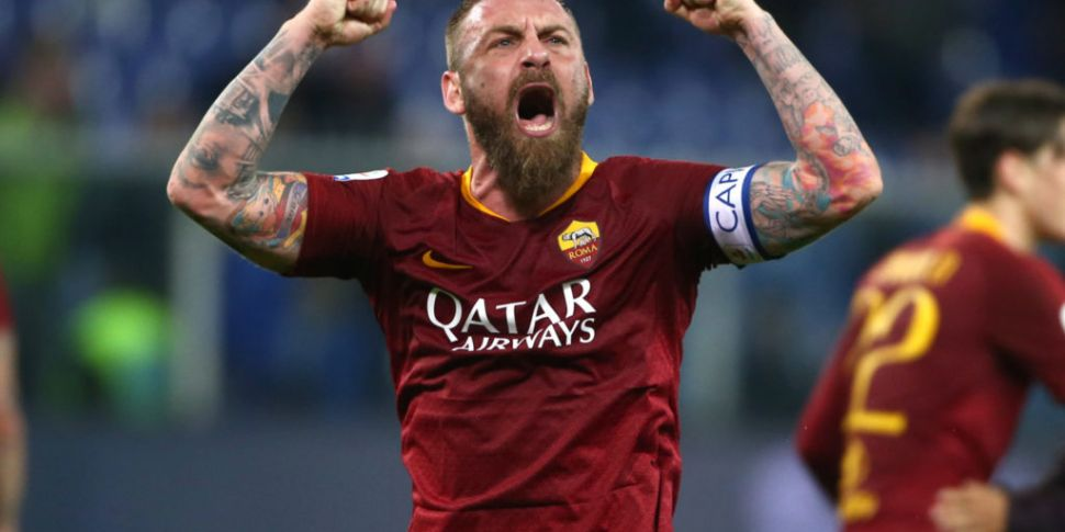 Roma legend to leave club