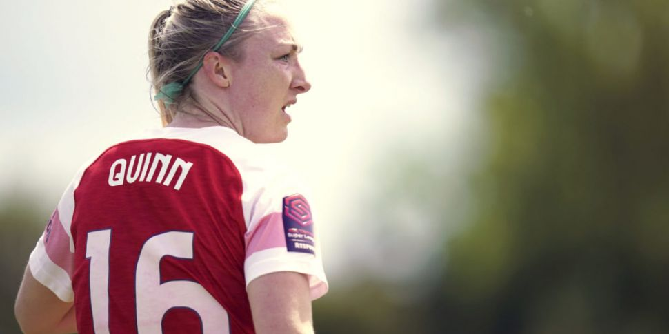 Louise Quinn signs new deal at...