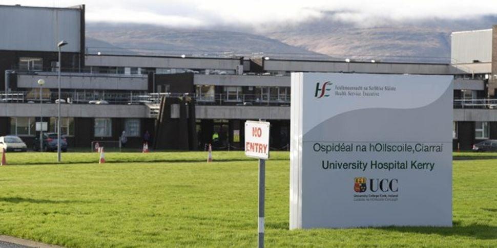 University Hospital Kerry Sign...