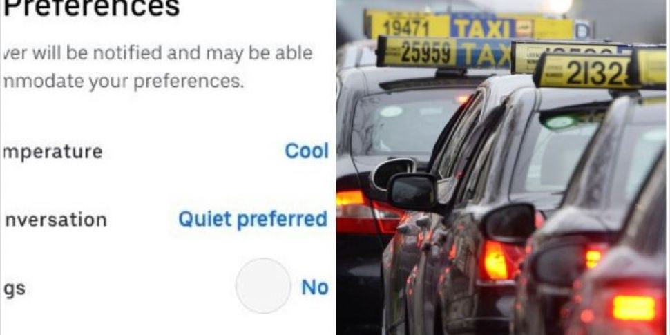Would A 'Quiet Mode' For Taxi...