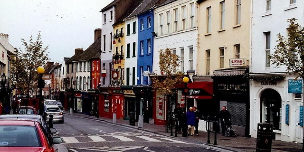 Kilkenny High Street Closed Du...
