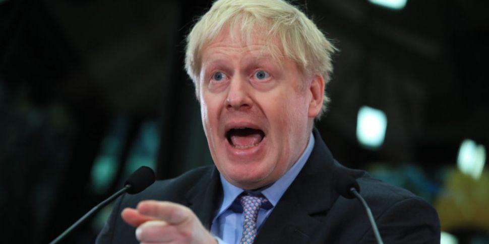 Boris Johnson Will Be The Next...