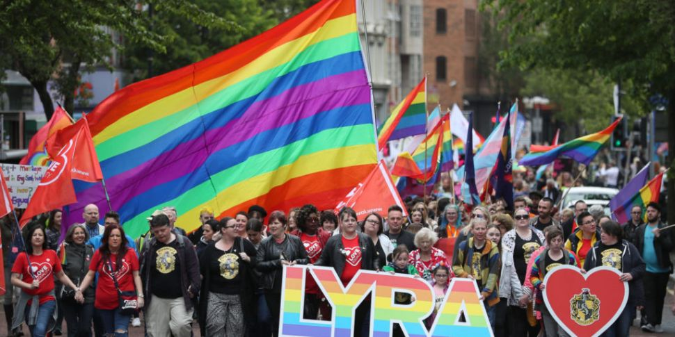 Thousands Rally For Marriage E...