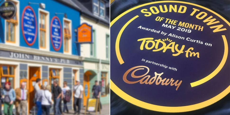 Gorey Is Cadbury's Sound Town...