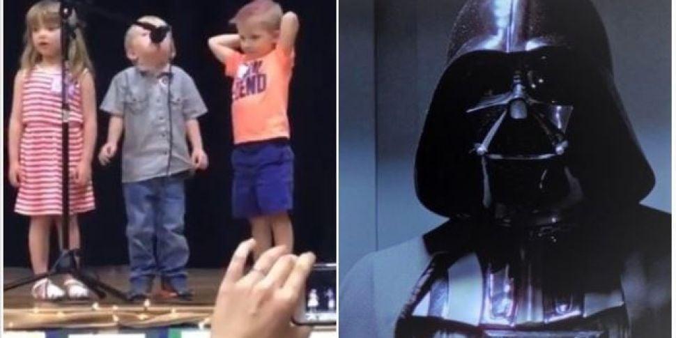 Kid Breaks Into 'Imperial Marc...