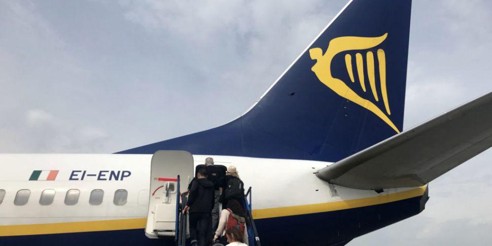 Ryanair Voted Among World's Wo...