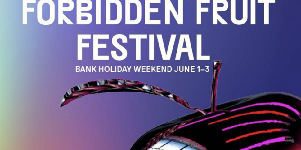 Forbidden Fruit Stage Times &...