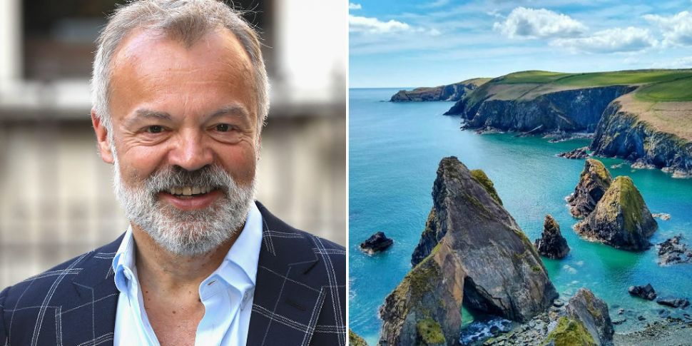 Graham Norton Reveals His Summ...