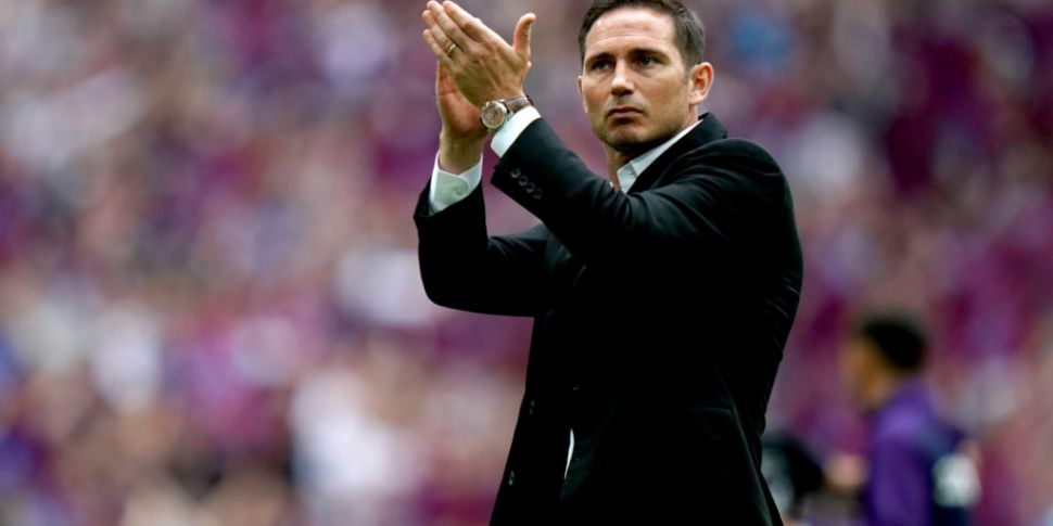 5ee461351de2a Derby excuse Frank Lampard from training to allow Chelsea talks continue